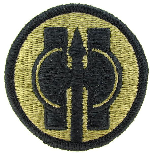 SCORPION 11th MILITARY POLICE VELCRO PATCH