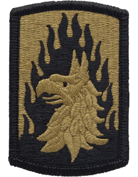 SCORPION 12th AVIATION BRIGADE VELCRO PATCH