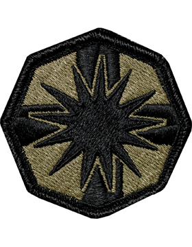 SCORPION 13th SUSTAINMENT COMMAND VELCRO PATCH
