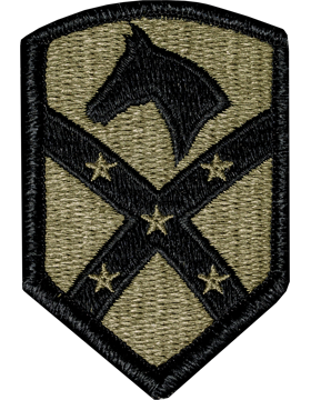 SCORPION 15th SUSTAINMENT BRIGADE VELCRO PATCH