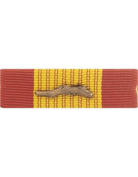 VIETNAM CROSS OF GALLANTRY WITH PALM RIBBON