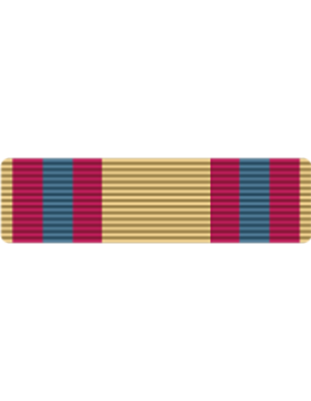 COAST GUARD AUXILIARY SUSTAINED SERVICE RIBBON