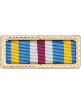 JOINT MERITORIOUS UNIT AWARD RIBBON & FRAME