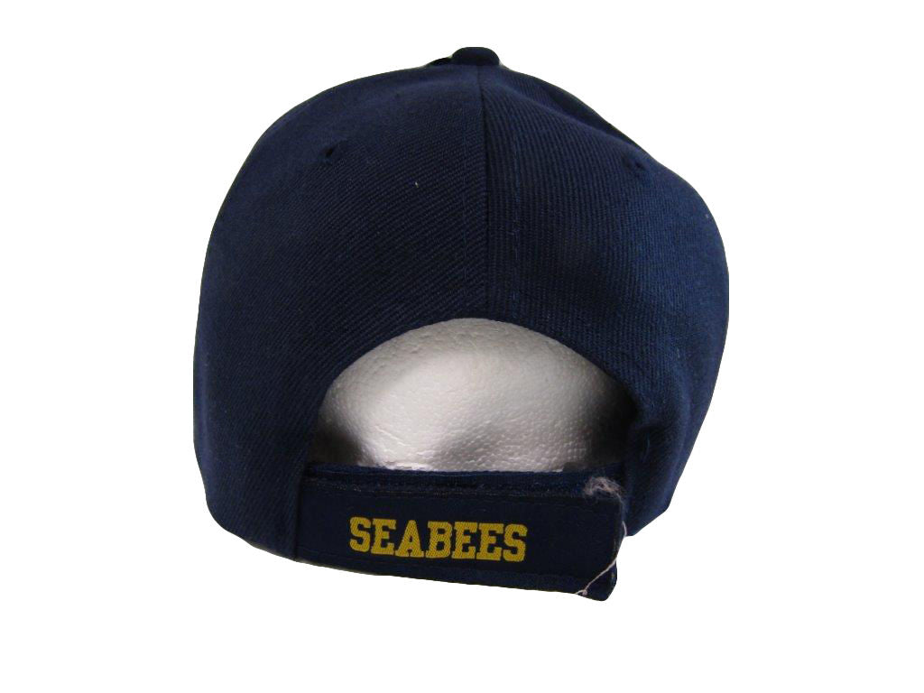 DK NAVY SEABEES CAN DO HAT