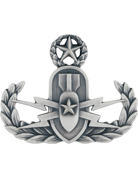 SILVER OXIDE MASTER EOD PIN