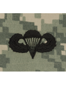 ACU PARACHUTIST SEW-ON PATCH