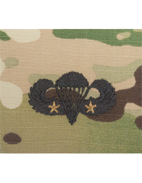 SCORPION ( OCP ) PARACHUTIST SECOND AWARD SEW-ON