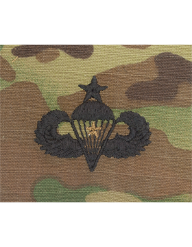 SCORPION ( OCP ) SENIOR PARACHUTIST FIRST AWARD SEW-ON
