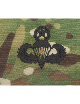 SCORPION ( OCP ) MASTER PARACHUTIST FIRST AWARD SEW-ON