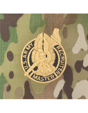 SCORPION ( OCP ) U.S.A. MASTER RECRUITER SEW-ON