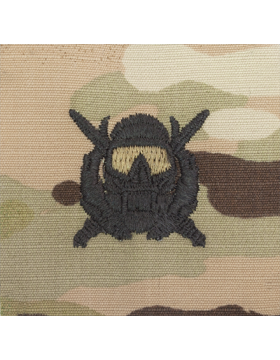 SCORPION / OCP SPECIAL OPERATIONS DIVER SEW-ON PATCH