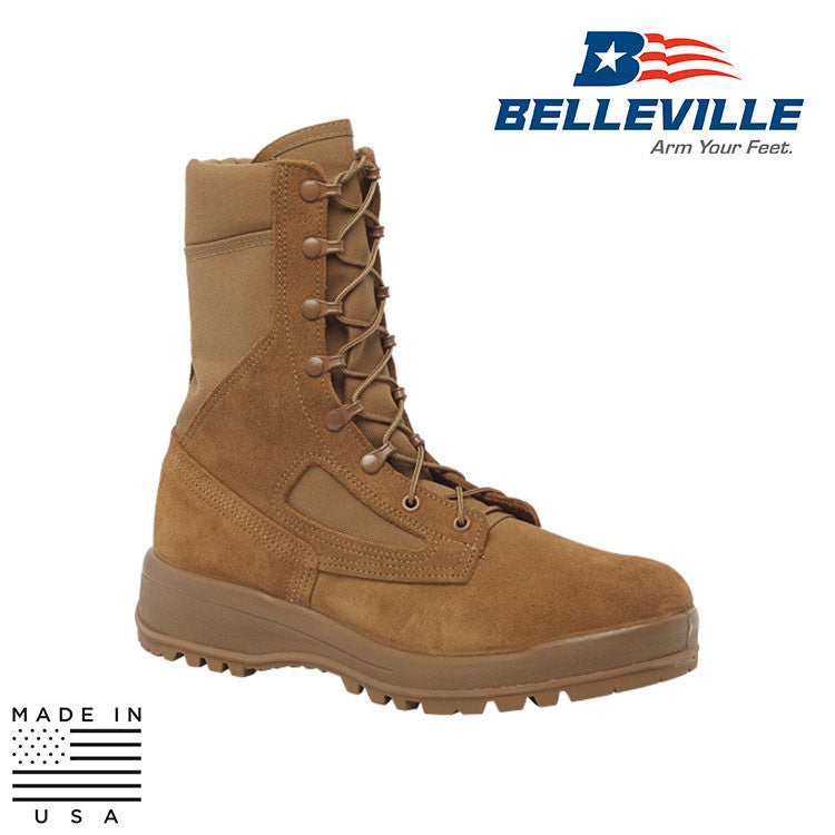 dbba6034304 Belleville C390 Mens Hot Weather Combat Boots