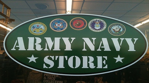 H&B ARMY NAVY STORE