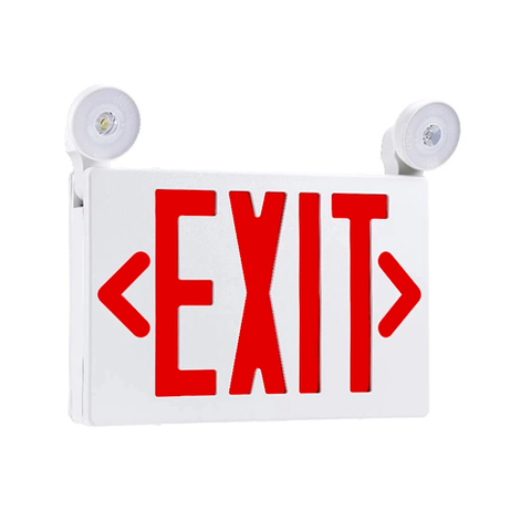 LED Exit Sign / Emergency Lights