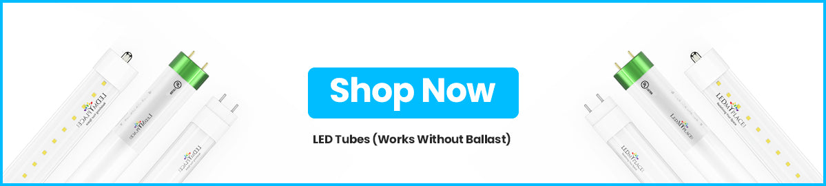 LED Tube Ballast Bypass