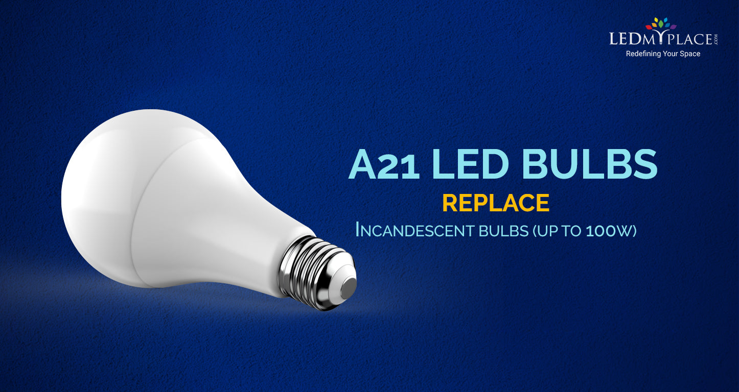 a21 led bulbs