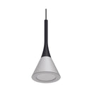Load image into Gallery viewer, Modern Cone Pendant Lighting, 7W, 3000K, 340LM, Sand white Body Finish, Dimmable, 1-Light