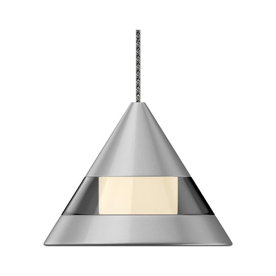 Cone Pendant Lighting for Dining Rooms, 5W, 3000K (Warm White), Dimmable