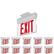 Load image into Gallery viewer, Emergency Light Edge Lit Exit Sign , 3W , Red UL Listed