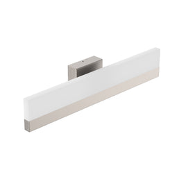 Bathroom Vanity Light Fixtures, 4000K (Cool White), Brushed Nickel Finish, For Damp Location,Wall Mounting Light