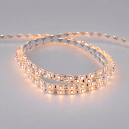 Outdoor LED Strip Lights SMD 3528, 12V, IP65, Dimmable, 94 Lumens/ft. Weatherproof Strip Lights
