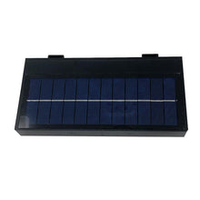 Load image into Gallery viewer, Smart LED Solar Wall Lamp with PIR Sensor, 6W, Rectangle, (HY01WSRB)