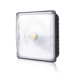 LED Dimmable Canopy Light - 45W- 5700K - Gas Station LED Lighting