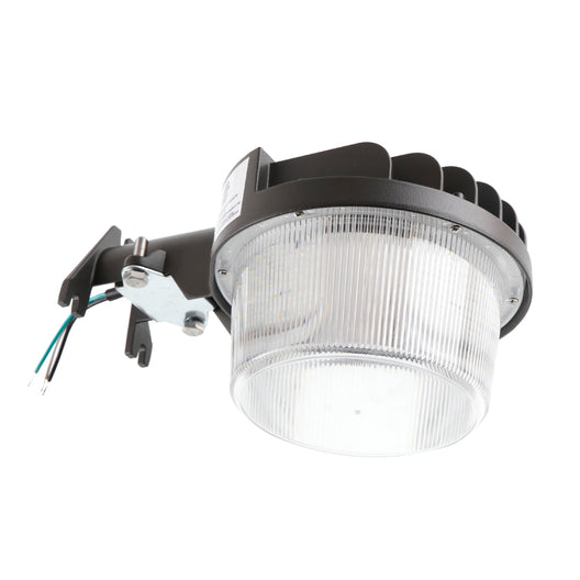 LED Dusk to Dawn Light, 35W  120-277V, 5700K Bronze, With Photocell
