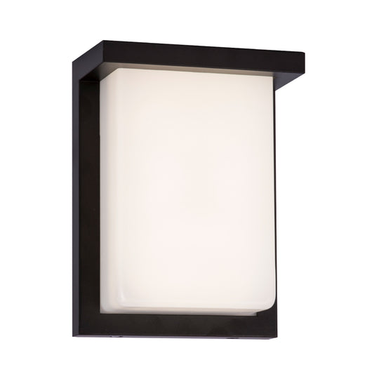 12W LED Outdoor Wall Sconce Light - Oil Rubbed Bronze Finish, 600LM, ETL Listed - Wet Location LED Outdoor Wall Light