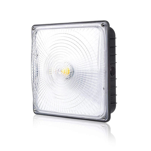 LED Dimmable Canopy Light, 70W, 5700K, For Gas Station