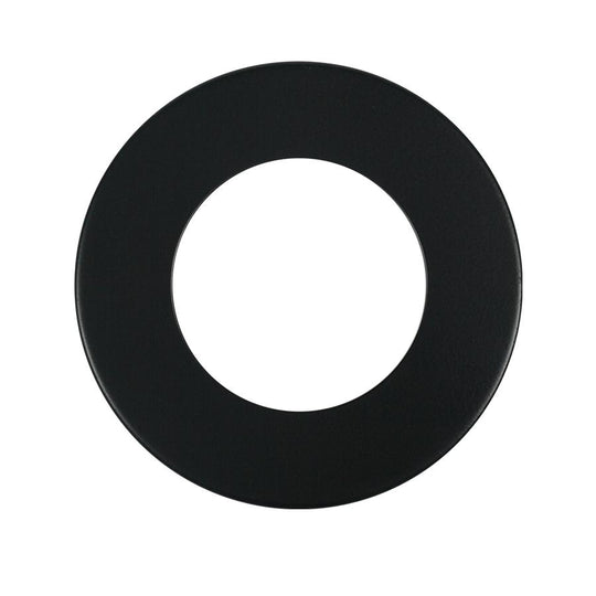 3-Pack Trim Only For Magnetic LED Puck Light, Black