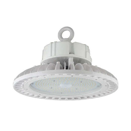 150W LED UFO High Bay Light - 5700K - AC100-277V - White