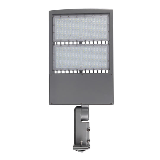 300W LED Pole Light ; 5700K ; Universal Mount ; Silver ; AC100-277V
