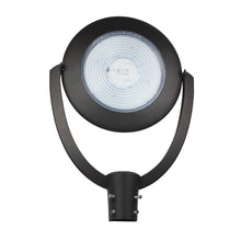 Load image into Gallery viewer, LED Post-Top / Garden Light W Photocell 100 Watts ; AC100-277V ; Bronze