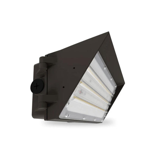 LED Wall Pack Light Semi-Cutoff 5700K, UL DLC Approved IP65 Waterproof, 17195 Lumens