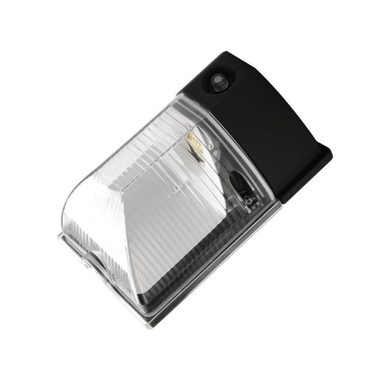 LED Wall Pack with Photocell and Cap ; 26W 5700K