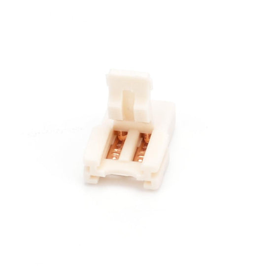 10mm - 4 Pin - Soldering Free, Strip-to-Strip Middle Connector
