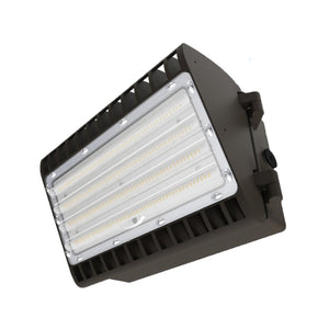 90W/150W Semi Cutoff LED Wall Pack Lights - 17195 Lumens - 4000K