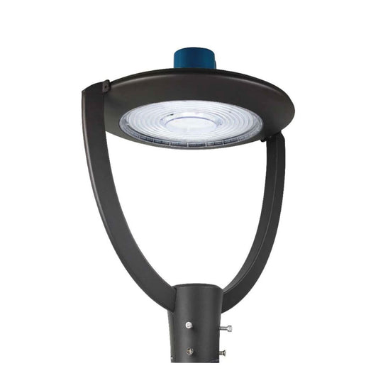 LED Post-Top / Garden Light W Photocell 100 Watts