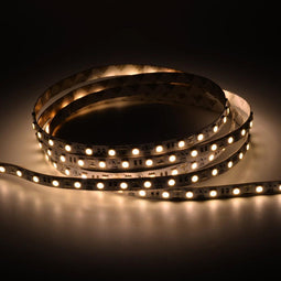 12V LED Strip Lights - LED Tape Light with Connector- IP20 Rated