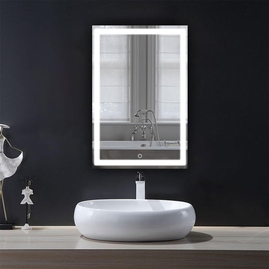 24X36 inch LED Lighted Vanity Mirror