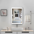 Load image into Gallery viewer, 36x48 led bathroom mirror