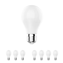 A19 Dimmable LED Light Bulb, 9.8W, ENERGY STAR, 4000K (Neutral White), 800 Lumens, (E26)
