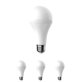 A21 LED Light Bulbs - 16 Watt - Dimmable - 1600 Lumens - 5000K - Daylight White