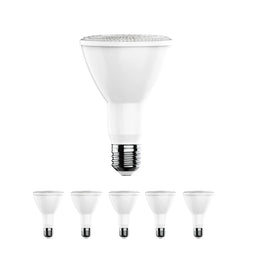 PAR38 LED Light Bulbs - 16.5 Watt 3000K - 1200LM High CRI