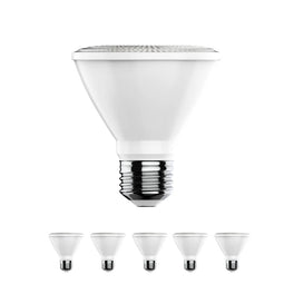 LED Bulb - PAR30 Short Neck - 3000K - Warm White -12 Watt - 75 Watt Equivalent High CRI 90+