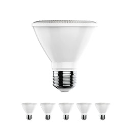 LED Bulb - PAR30 Short Neck - 5000K - Day Light White -12 Watt - 45 Watt Equivalent High CRI 90+