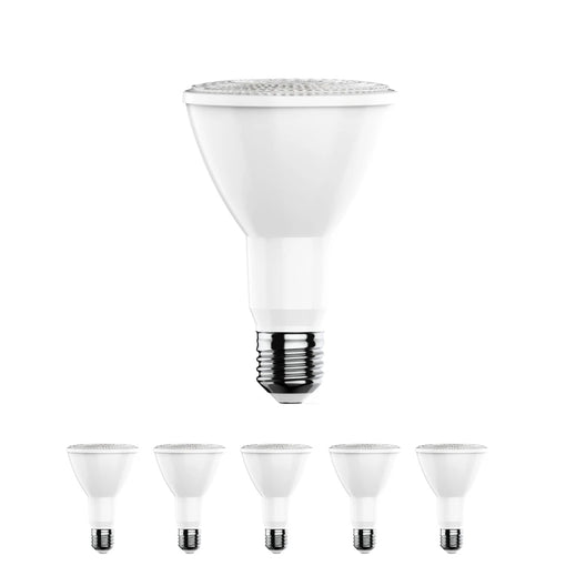 LED Bulb - PAR30 Long Neck - 3000K - Warm White -12 Watt - 45 Watt Equivalent High CRI 90+
