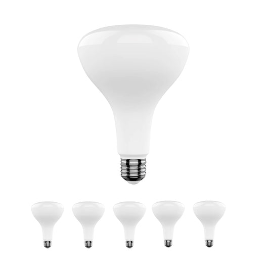BR40 LED Light Bulbs - 3000K - 15.5Watt - 55Watt Equivalent