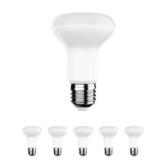 LED R20/BR20 Bulbs - 5000K - Day Light White - 7.5Watts - 30 Watt Equivalent